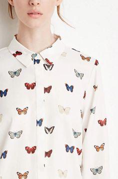 love me some animal print shirts!