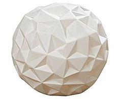 Porzellan-Tischleuchte TAMARA, H 19 cm