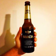 very good Spanish beer