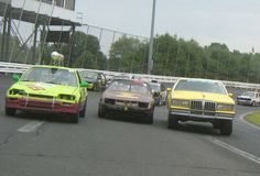 24 Hours of LeMons series. The most hysterical racing series in the US