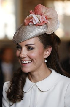 Duchess Kate at a reception at the Grand Place in Belgium, Aug. 4, 2014