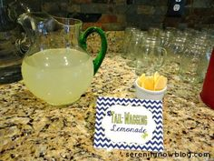 """Serenity Now: """"Frogs, Snails, and Puppy Dog Tails"""" Themed Baby Boy Shower"""