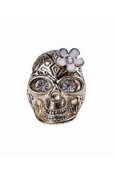 Vintage Skull Ring $15