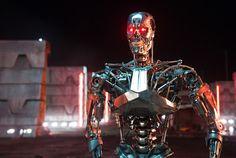"""EL ARTE DEL CINE: Featurette de """"Terminator Genisys"""" (2015) ¡Arnold!..."""