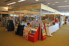 Host your tradeshow in the Salon #salondulivre For more info on booking: http://salonrentals.torontopubliclibrary.ca