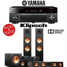 Klipsch RP-280FA 5.1-Ch Reference Premiere Dolby Atmos Home Theater Package with Yamaha AVENTAGE RX-A3070BL 11.2-Channel Network AV Receiver (1) Yamaha RX-A3070BL 11.2-Channel A/V Receiver (1) Pair of Klipsch RP-280FA Dolby Atmos Floorstanding Loudspeakers (Black Vinyl) (1) Pair of Klipsch RP-250S Surround Speakers https://technology.boutiquecloset.com/product/klipsch-rp-280fa-5-1-ch-reference-premiere-dolby-atmos-home-theater-package-with-yamaha-aventage-rx-a3070bl-11-2-chan