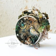 Prima Altered Clock by Anna dabrowska