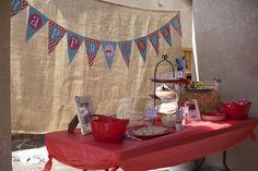 Radio Flyer – Red Wagon 1st Birthday