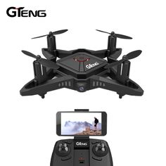 Gteng T911W MINI FPV drone with camera HD rc helicopter dron quadcopter remote control toys quadrocopter copter multicopter //Price: $47.52//     #shopping