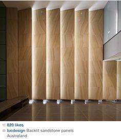 Best Place to find hotel lobby design Lobby Interior, Interior Walls, Interior Lighting, Modern Interior, Lighting Design, Interior Architecture, Interior And Exterior, Wall Cladding Interior, Design Entrée