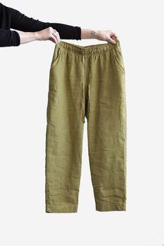 Fremantle Pants - Digital Sewing Pattern – Elbe Textiles