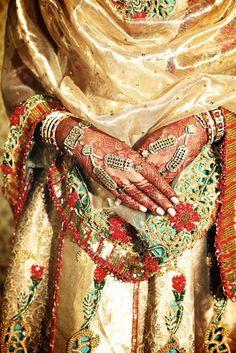 gharara jewellery ideas