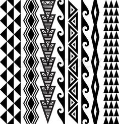 Hawaiian Tribal Tattoo | Surf | Pinterest | Hawaiian Tribal ...