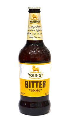 Young's Bitter, Bitter 3.7% AVB (Charles Wells, UK) [abril 2016]