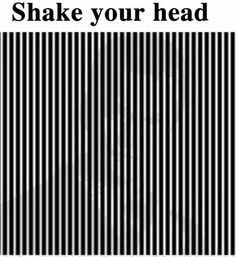 optical illusions that will blow your mind in minutes! Amazing optical illusions that will blow your mind in minutes!Amazing optical illusions that will blow your mind in minutes! Illusions Mind, Amazing Optical Illusions, Optical Illusions Pictures, Optical Illusion Art, Optical Illusions Brain Teasers, Funny Illusions, Eye Tricks, Brain Tricks, Funny Mind Tricks