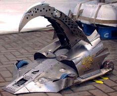 An awesome Virtual Reality pic! BBCs Robot Wars is coming back! Bringing smarter in-depth robots a new tournament system and we hope some form of virtual reality. Are you ready to rumble?  #BBC #robotwars #robot #robots #robotlove #robotics #vr #virtualreality #tech #technews by digitaltrends check us out: http://bit.ly/1KyLetq