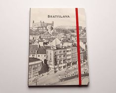 Zápisník - Bratislava Bratislava, Stationery, Notebook, Cover, Books, Handmade, Art, Paper, Art Background