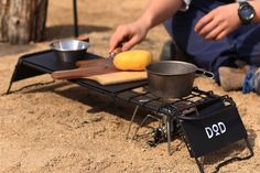 Camping Table, Camping Life, Camping Gear, Outdoor Cooking Stove, Bushcraft, Bbq, Woodworking, Hiking, Outdoors