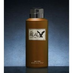 Ae Real Body Spray for Him by American Eagle. $13.90. AE Real Body Spray For Him. 4.5fl.oz/127g. AE Real Body Spray For Him 4.5fl.oz/127g