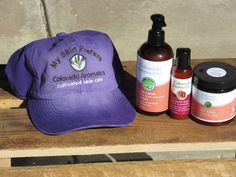 Win a Spring Cleaning Prize; Salt Scrub, Meadow Mist Face Cleanser, Clear Creek Hand and Body Wash, and a Colorado Aromatics Cap. Post a pick of you loving the outdoors and why you love Colorado Aromatics. Tag ColoradoAromatics.
