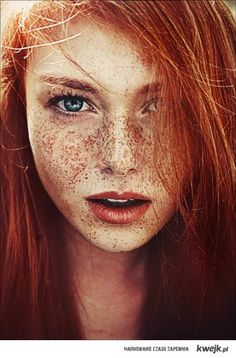 freckles ARE beautiful. how else are we supposed to stand out amongst all the people faking perfection?