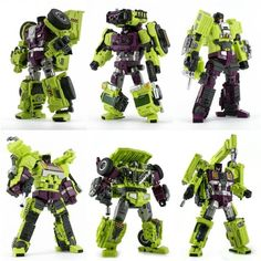 Main Image: Generation Toy - Gravity Builder - Full Set of 6 Figures + Megasorry & Tyrant Best Transformers Toys, Transformers Decepticons, Transformers Collection, Transformers Characters, Transformers Masterpiece, Star Wars Characters, Optimus Prime, Retro Toys, Action Figures