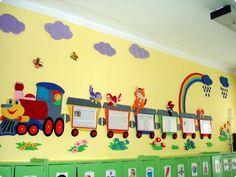 оформление детского сада - Поиск в Google