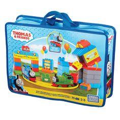 Mega Bloks Thomas Bag Birthday Celebration Bag | ToysRUs Australia, Official Site - Toys, Games, Outdoor Fun, Baby Products & More