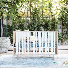 A crib that wows.