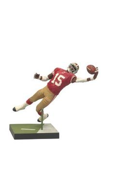 McFarlane Toys NFL Series 23 - Michael Crabtree Action Figure by McFarlane Toys. $34.95. From the Manufacturer                NFL Series 23 features eight of the top players in the NFL including Tim Tebow, one of the top rookies from the 2010 NFL Draft as well as action figure debuts of Michael Crabtree and Miles Austin.                                    Product Description                Debuting for the San Francisco 49ers, this Michael Crabtree football action f...