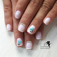 Cute Pedicure Designs, Nail Designs, Nail Art Diy, Diy Nails, Cute Pedicures, Nail Arts, Pretty Nails, My Hair, 1