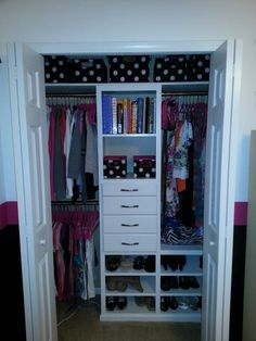 Custom kids closet | Do It Yourself Home Projects from Ana White