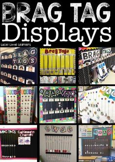 This post outlines how to start the year off with brag tags!  She also includes great photos of brag tag displays and storage!  Great tips and a freebie are included!