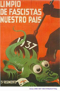 Spain - 1937. - GC - poster