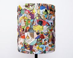 http://www.etsy.com/listing/93015310/small-cartoon-table-lamp-shade-or