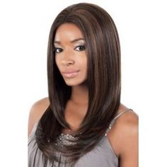 Beshe Lady Lace Deep Lace Front Synthetic Wig LACE-55
