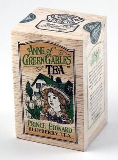 Anne of Green Gables Blueberry Prince Edward Island Tea makes a great Christmas gift for Anne Shirley lovers. From the Article: Anne of Green Gables Gifts: http://www.squidoo.com/anne-of-green-gables-gifts