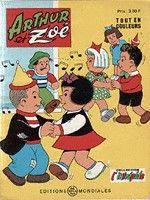 BD Arthur et Zoé - Tome 2  1963