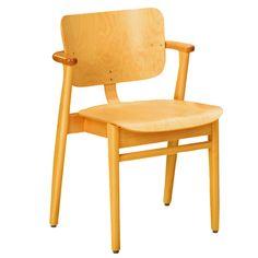 Domus chair by Ilmari Tapiovaara 1940's. In production again 2013
