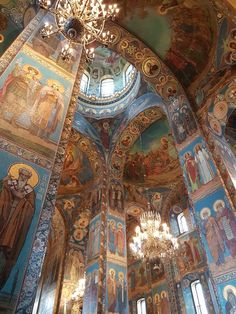 Church of the spilled blood  St.Petersburg