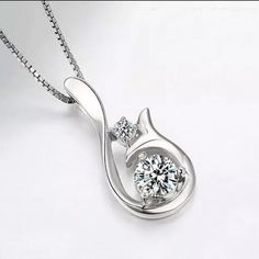 Fine Necklaces & Pendants Aspiring 925 Sterling Silver Diamond Cut Small #9 Solid Charm Pendant A Complete Range Of Specifications Precious Metal Without Stones