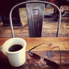 #coffee at #oddfellows #cafe