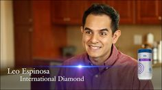 International Diamond Leo Espinosa has a very busy life. With 4Life Transfer Factor Renuvo® he has more energy. #Feel22 #4Life