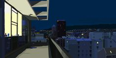City Night by Peter Eastman http://www.printgallery.co.za/viewimage.php?users_id=811=All=2024
