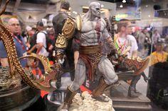 Comic-Con's Most Pissed Statue? The G