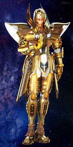 Gold saint, Virgo Shaka