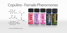 Pheromone Products for Women with Copulins #followback #pheromones #attraction