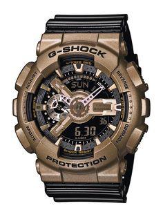 Casio G-Shock GA-110GD-9B2ER férfi karóra. A karóra különleges külsőt 1f474049ff