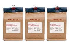 Fernwood Coffee on Behance