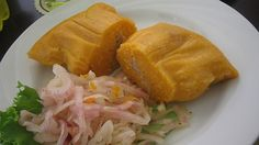 Tamal - Peruvian gastronomy